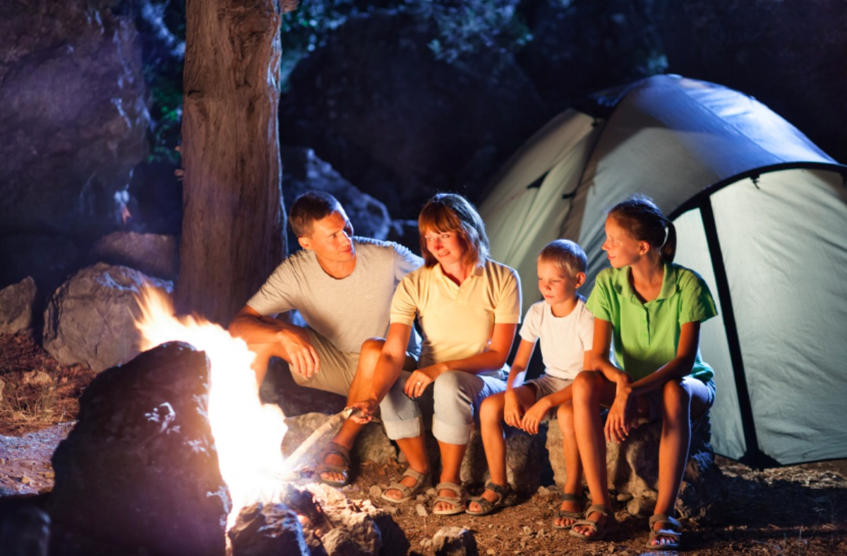 Top Tips for a Great Camping Trip