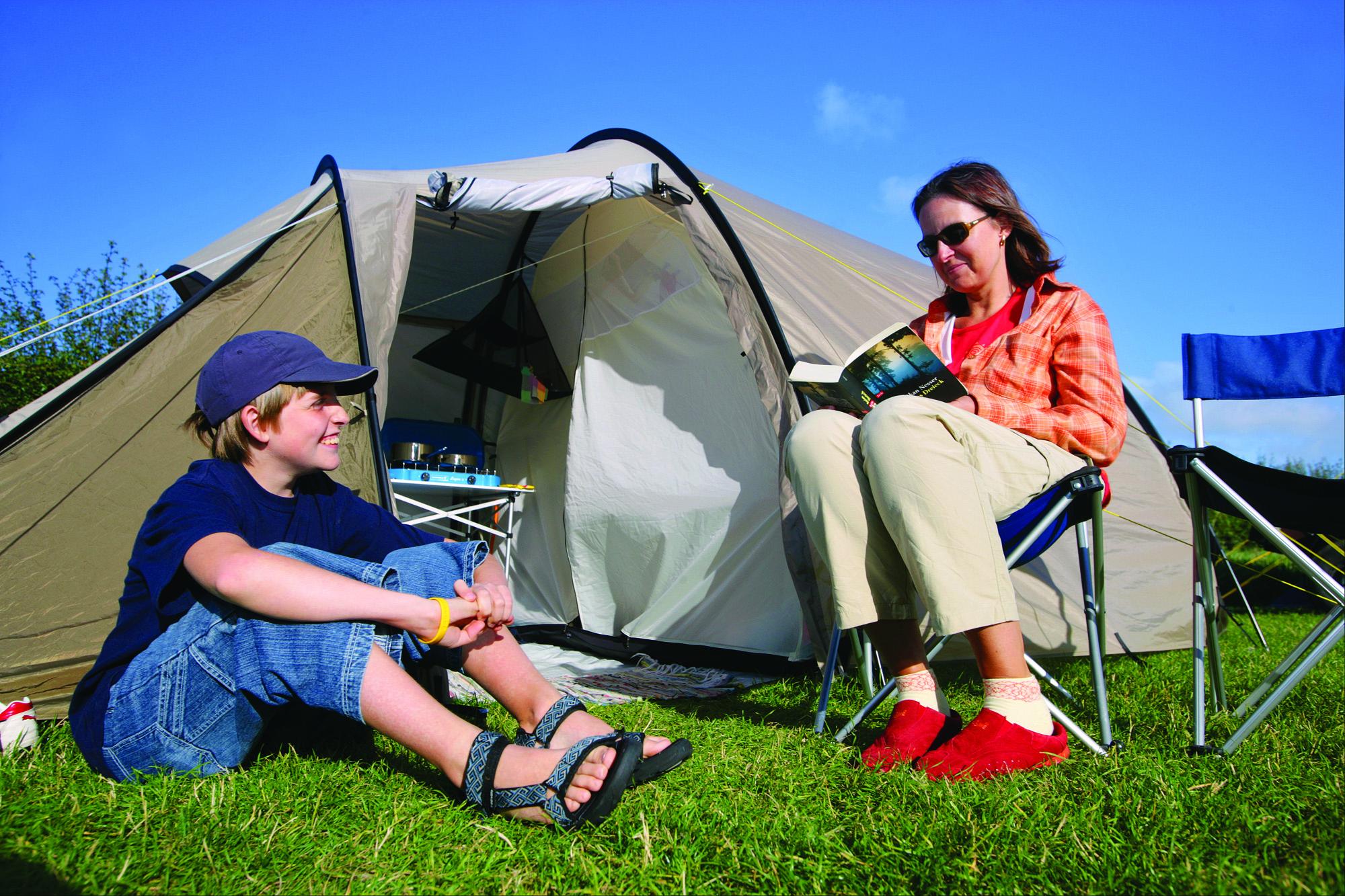 Making Camping Rules